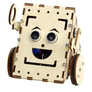 Ruilongmaker-KAKU-Education-font-b-Robot-b-font-R2-Basic-platform-compatible-with-Arduino-Micro-Controller